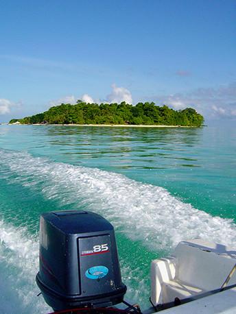 Sangalaki Island