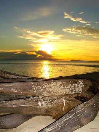 Sangalaki Sunset
