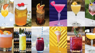 Edinburgh Cocktail Weekend Reveals 50 Signature Cocktails for Scotland's Biggest Ever Cocktail E