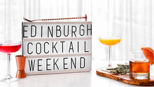 First Edinburgh Cocktail Weekend Announced for the Capital