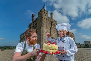 Foodie Fun for All Ages this Weekend as Foodies Festival Returns to Ripley Castle in Harrogate 19th