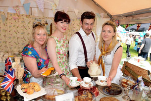 Manchester Foodies Flock to Foodies Festival at Tatton Park this Weekend 15-17th July