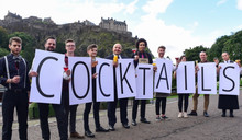 Edinburgh Set to Host Scotland's Biggest Ever Cocktail Event this Weekend