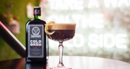 Jägermeister Cocktails at The Raging Bull