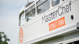 MasterChef Street Food Bus goes on tour with Foodies Festival