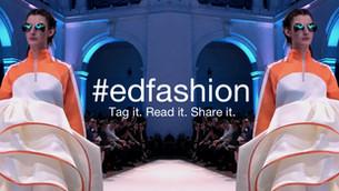 #edfashion hour- Wed 27th April, 8-9pm