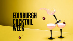 PRESS RELEASE: Edinburgh Cocktail Week Reveals Over 70 Signature Cocktails and Week-Long Programme o