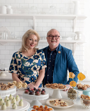Hope and Greenwood to share confectionary secrets at Foodies Festival Chrismtas