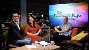 Edinburgh Short Film Festival on The Fountainbridge Show