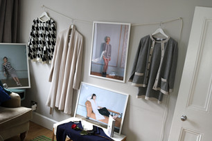 Cross Cashmere at London Fashion Week
