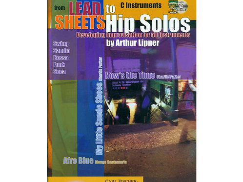 From Lead Sheets To Hip Solos (C Instruments)