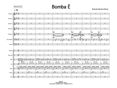 Bomba   É (physical copy)
