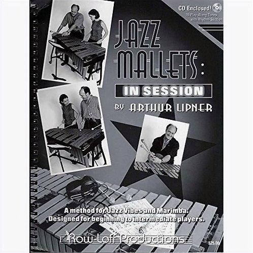 Jazz Mallets: IN SESSION by Arthur Lipner