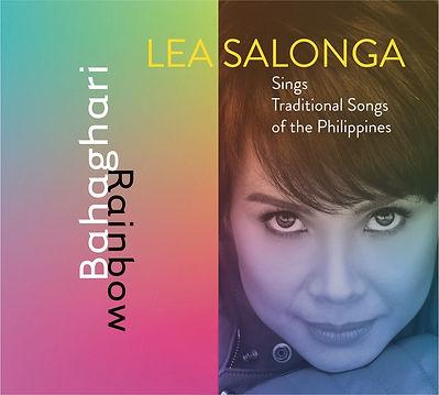 Lea Salonga CD Bahaghari