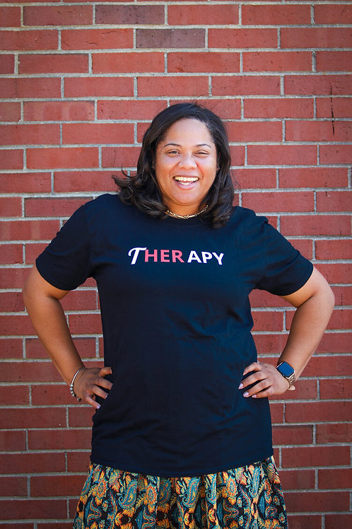 THERAPY (T'HER'APY) TEE