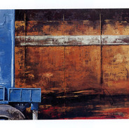 2. Il blu e la ruggine #2, 2000
