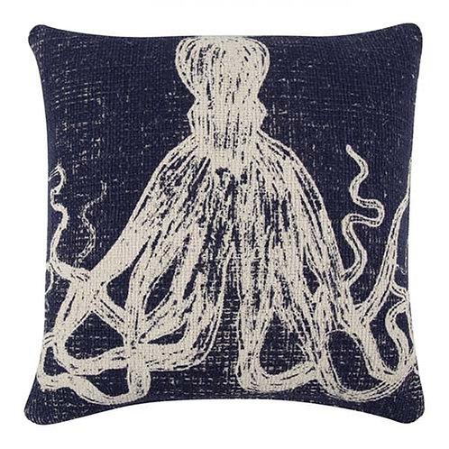 ThomasPaul Grain Sack Octopus Pillow