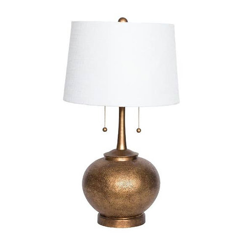 Zuhaus Home Seurat Twin Pull Table Lamp with USB