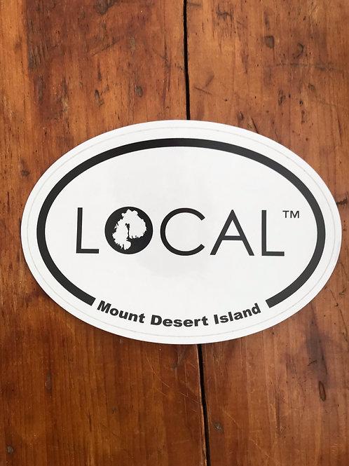 LOCAL MDI Non-profit Sticker