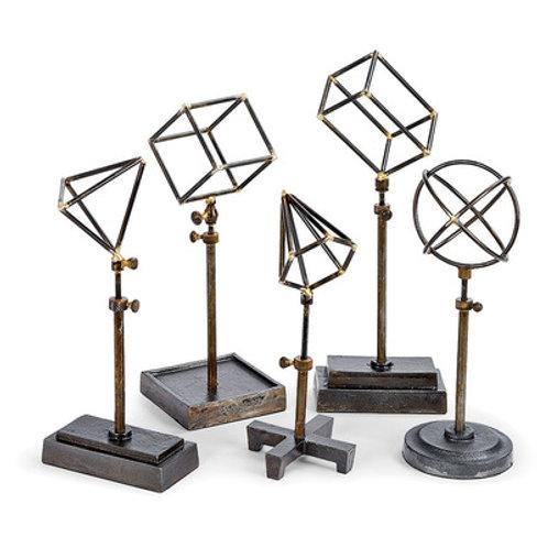 Regina Andrew Set of 5 Geometrical Shapes