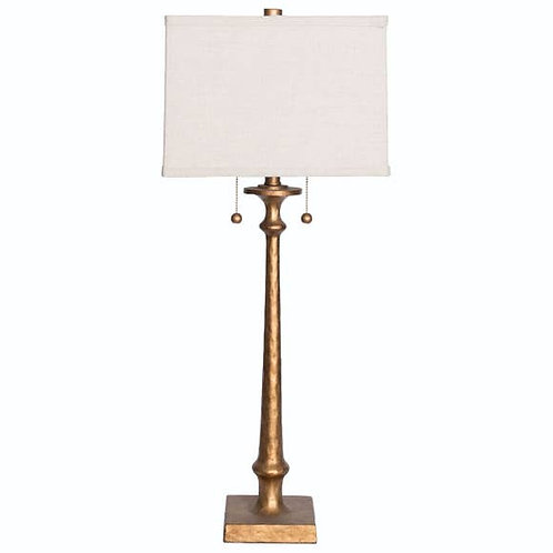 Zuhaus Home Goldie Twin Pull Table Lamp