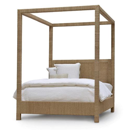 Palecek Queen Woodside Canopy Bed