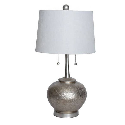 Zuhaus HomeDauphine Twin Pull Table Lamp with USB