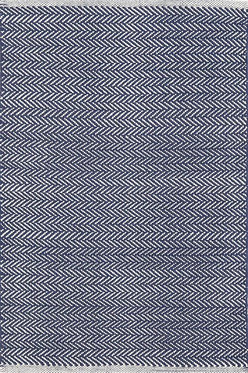 Dash & Albert Cotton Herringbone Rug