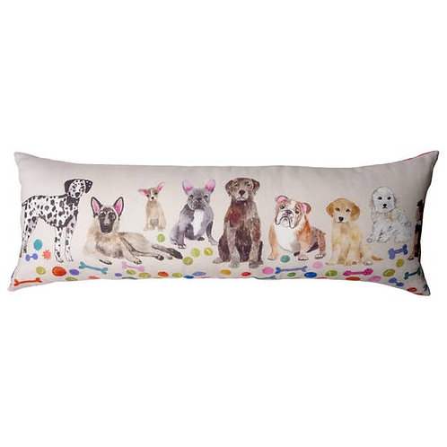 Betsey Olmsted Dogs Pillow