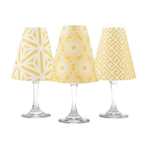 di Potter Athens Wine Glass Shades