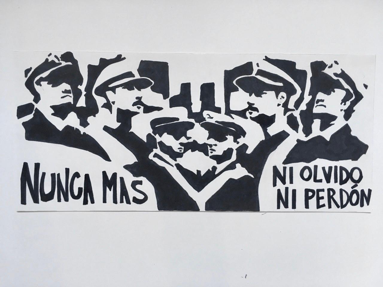Nunca Mas // Ni Olvido Ni Perdón