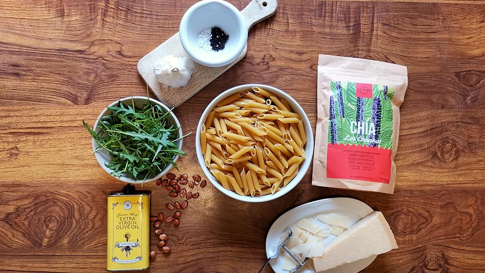 Recette Pesto Maison Chia Bio Équitable