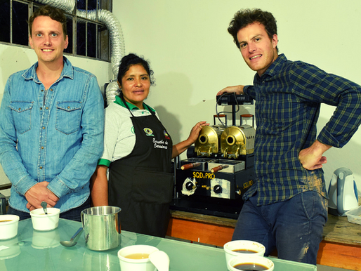 Lexique de la dégustation du café