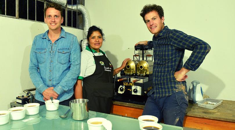 Dégustation Café artisanal Bio et Équitable
