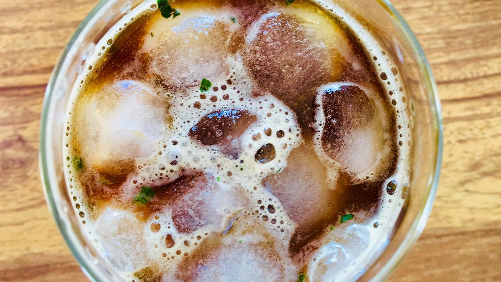 Recette Café Glacé, Menthe Limonade Bio