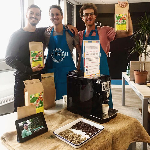 Dégustation Café Bio Équitable