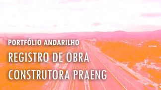 Passarela no Guarujá