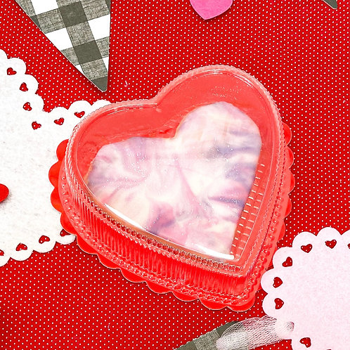 Boxed Heart Cookies