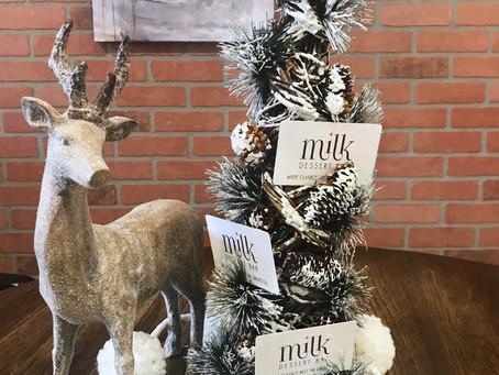 Milk Dessert Bar Gift Guide