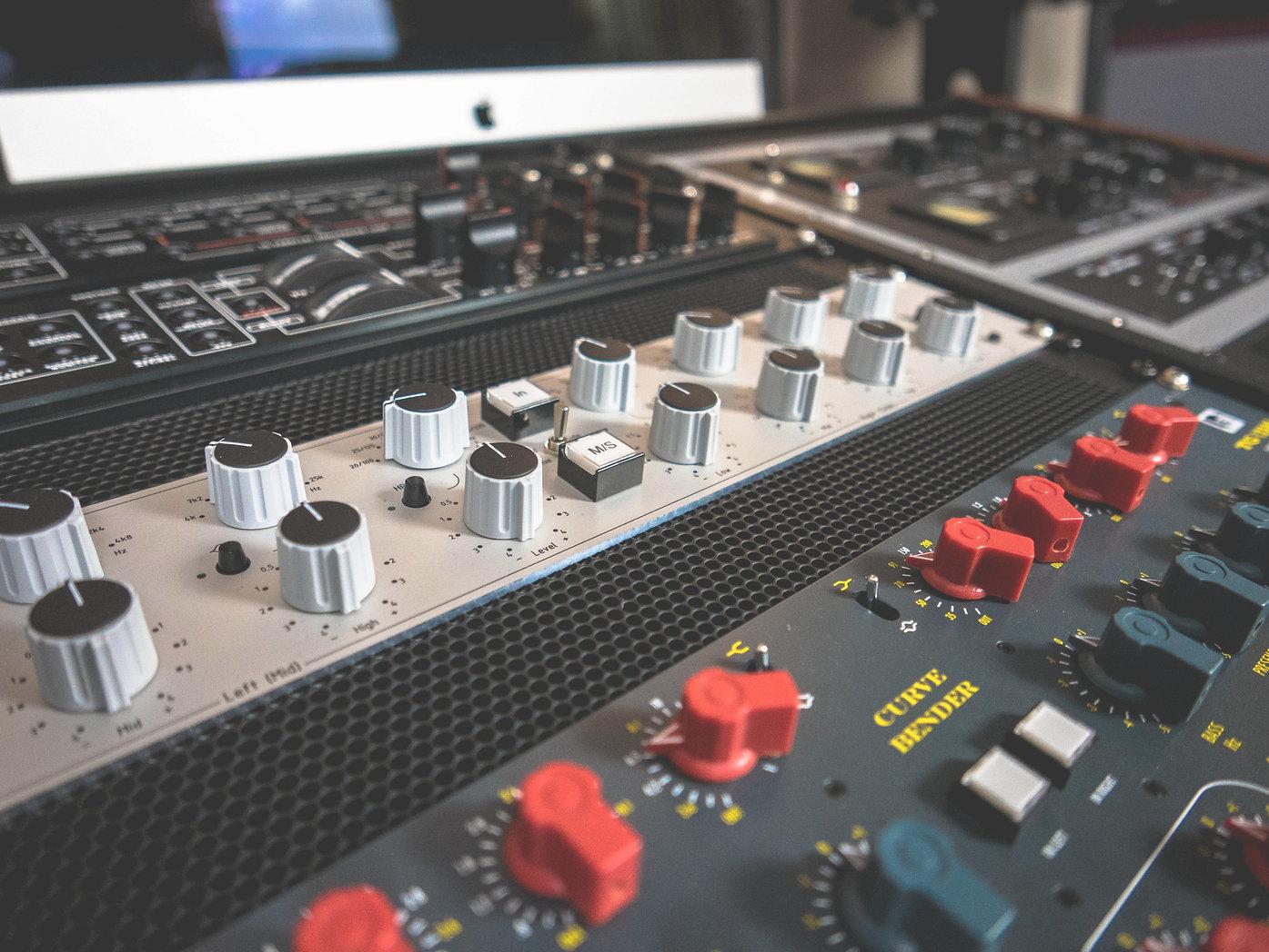 mastering studio Leeds
