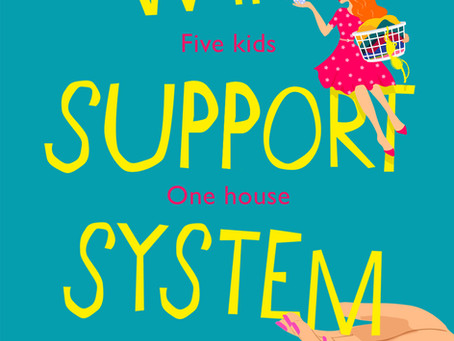 Wife Support System available to pre-order in paperback