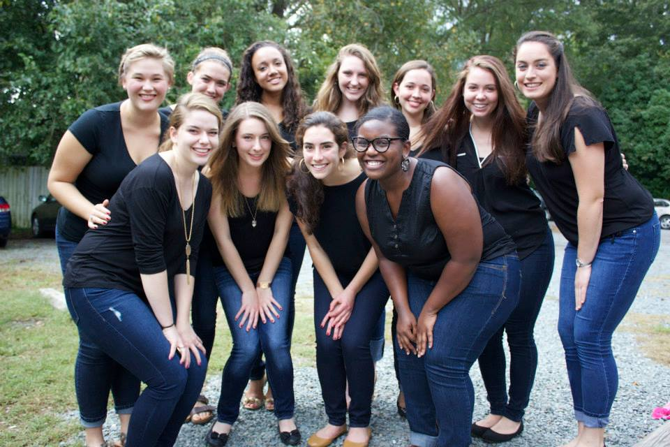 All-Female A Cappella Group, Cadence