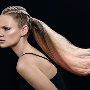 JULIANNA VAN GOLEN FOR BALMAIN HAIR COUTURE