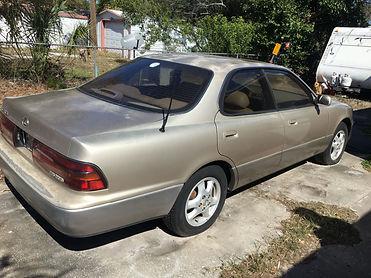 1992 Lexus ES300