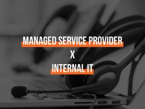 MSP x Internal IT