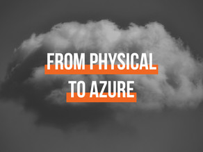 Benefits of moving to Azure