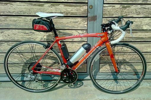 Kit eléctrico bicicleta.