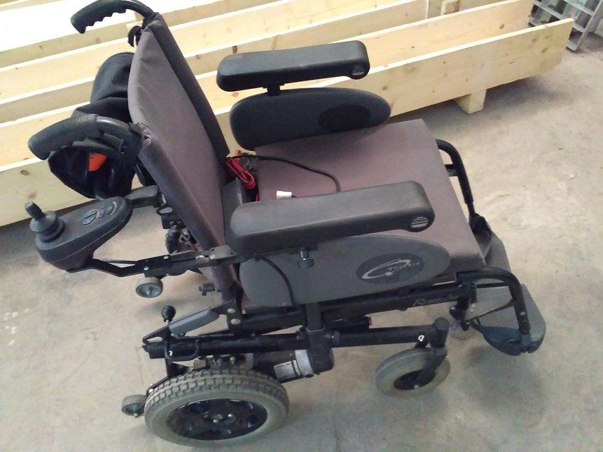 Cambio baterías sillas de rueda y movilidad reducida.