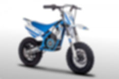 Mini moto eléctrica Brushless CROSS TORROT Kids E-10 Sabadell
