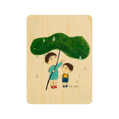 kids 3 raining